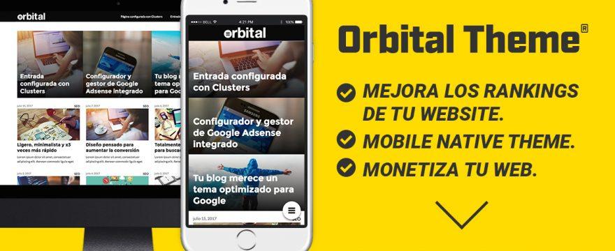 Conoces Orbital Themes